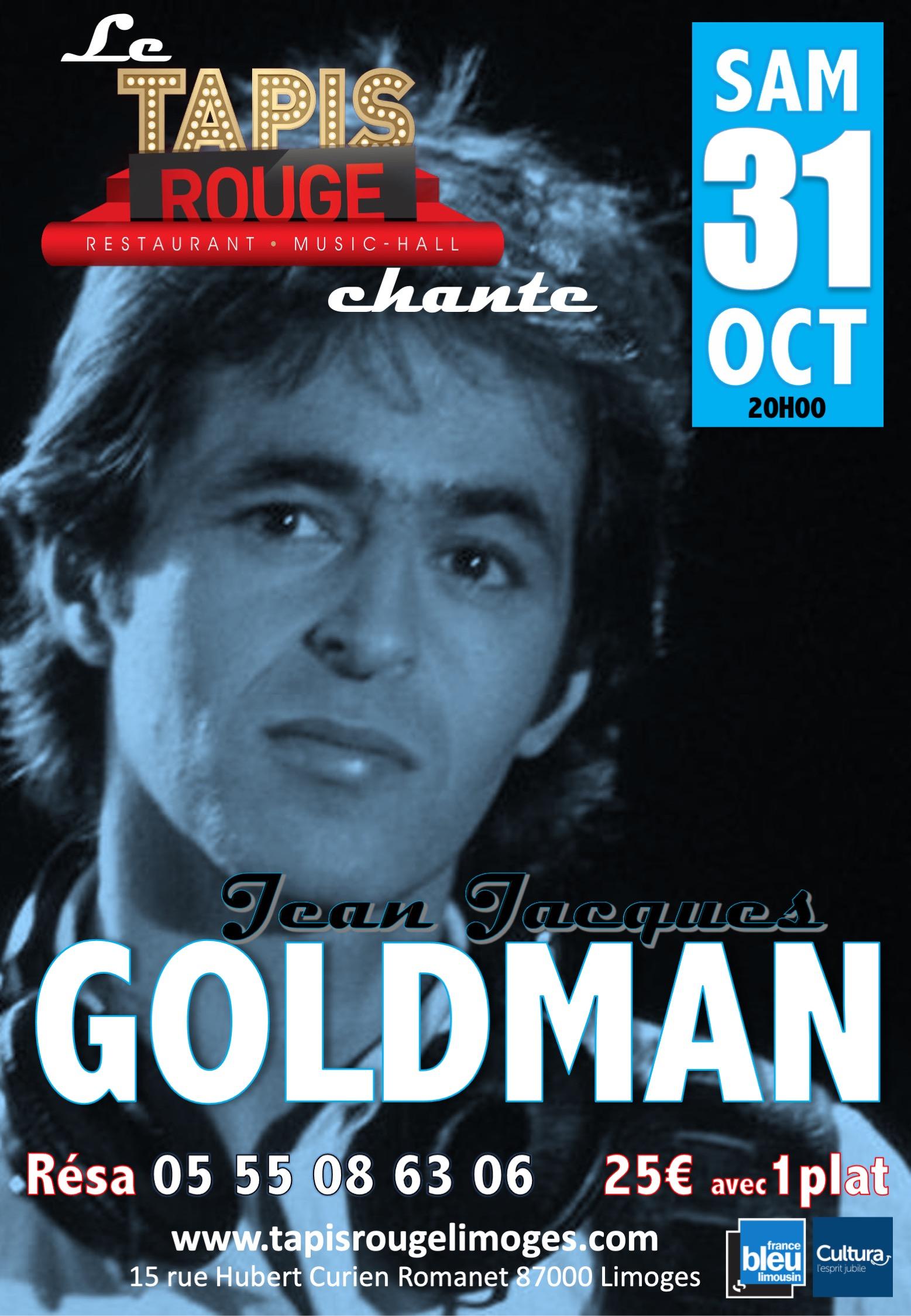 AFFICHE GOLDMAN
