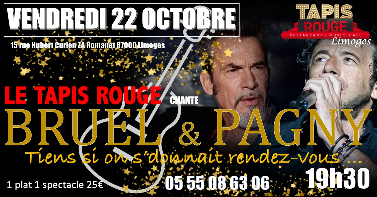 AFFICHE BRUEL PAGNY