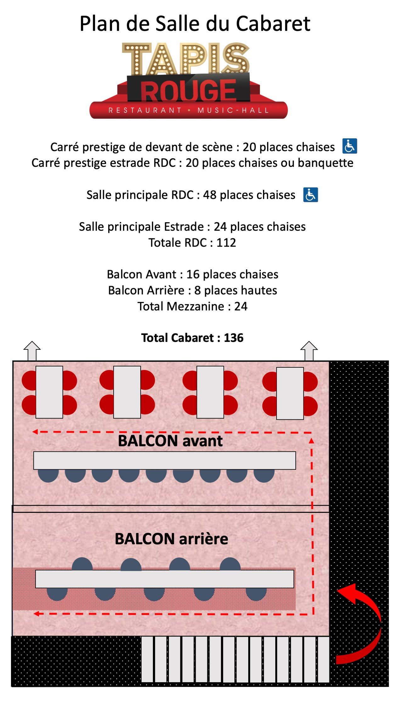 PLAN DE SALLE page 01